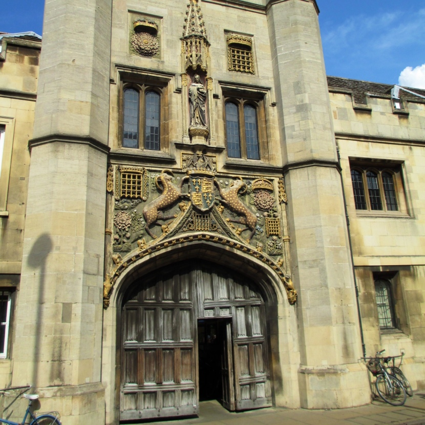 Christ College Cambridge